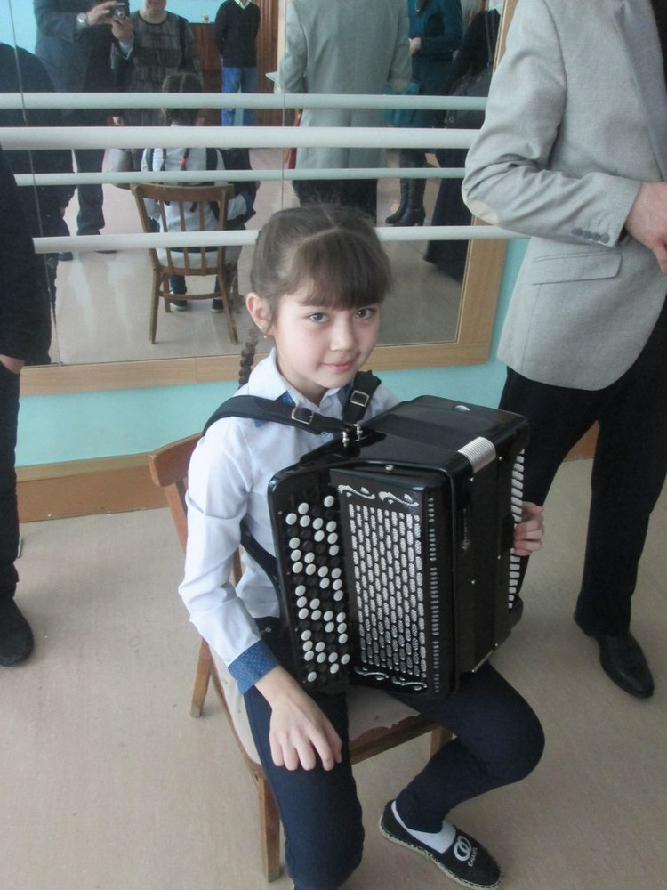 Конкурс музыкантов октябрьский